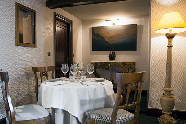 Urepel Restaurant - Private dining room